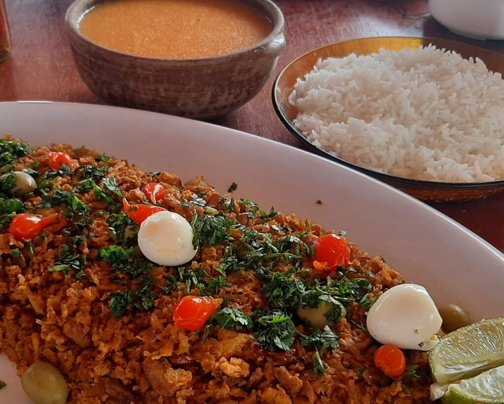 Uma viagem de sabores: São José da Coroa Grande e Maragogi O Brasil no Prato - Do Simples ao Gourmet
